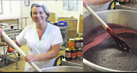 Les Ateliers du Val de Sournia> Organic marmelades and preserfves