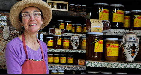 Jane Russilly > Honey from the Cerdagne