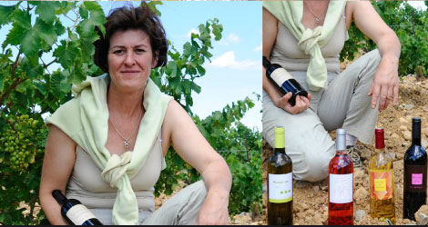 Marie Pierre Bories> Roussillon wines
