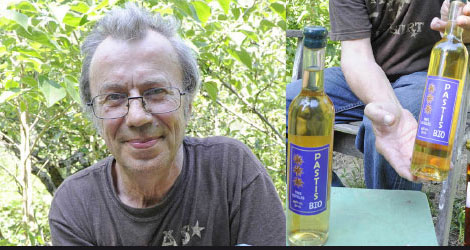 Yves Garnier > Organic Pastis and liquers